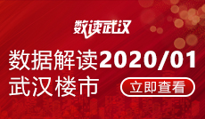 數據解讀2020/01武漢樓市
