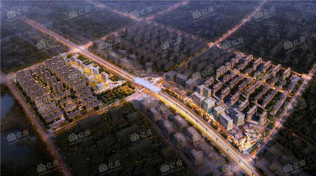 北辰蔚藍城市