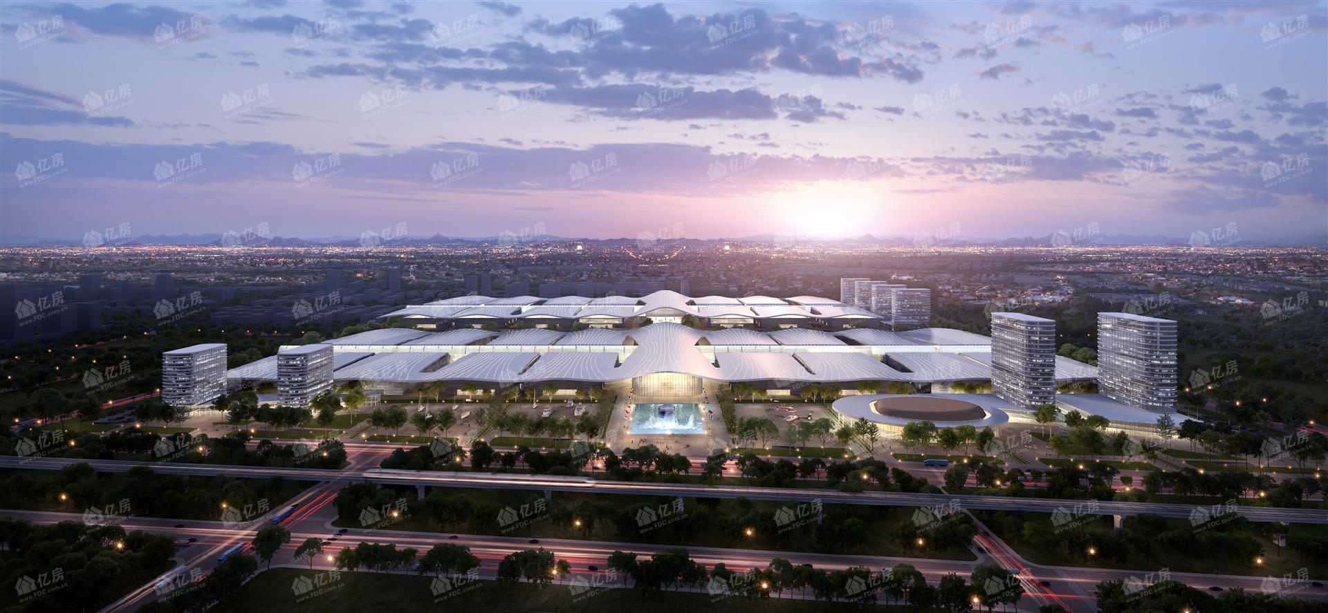 绿地天河国际会展城