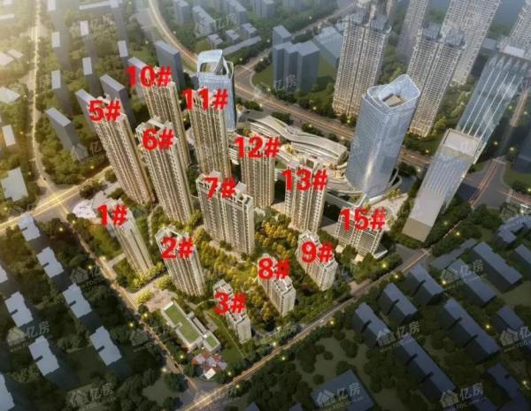 华发中城荟中央首府