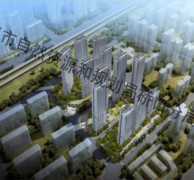 华生桂语朝阳(K4地块)规划