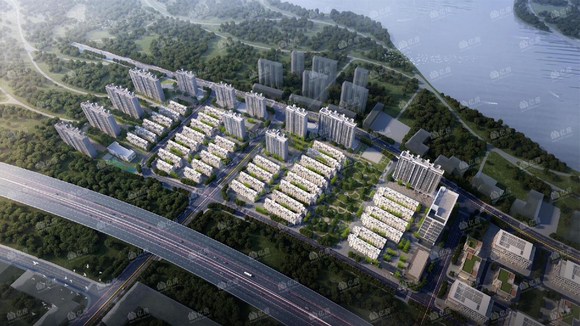 龍湖 楚世家·景粼天序