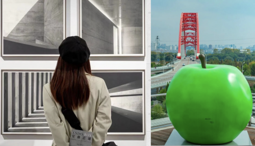 BFC|全球艺术家的中国登陆口,预鉴武汉艺术新进化