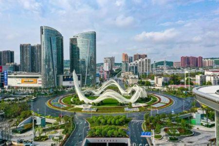 葛店GDP_湖北此区域与武汉联系最为紧密,小编带你详细了解这个区域
